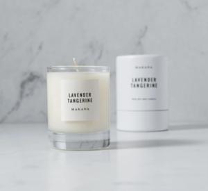 Makana Petite 3 oz. Candle -- Lavender Tangerine